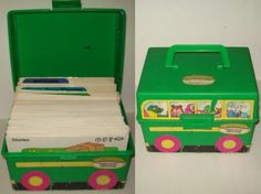 Sweet pickle.. Pickle Bus.. 80's baby!