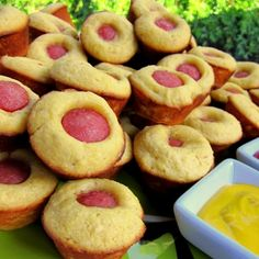 Corn Dog Muffins Football Friday