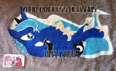 Biggest Luna embroidering ever (165000 Stitches) by GrayTheZebra.deviantart.com on @DeviantArt