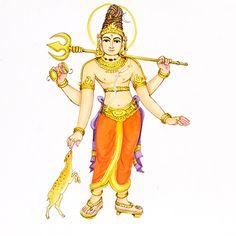 Art & Photos - Bhikshatana