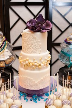 Crafty Ideas beautiful Tiers From blue cupcake: Beautiful cakes