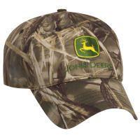 Adv Max 4 Camo Trademark Cap John Deere Hats e6620a43b0ea