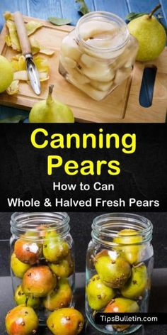 Religious Magic And Spiritual Ability Element One Canning Pears How To Can Whole And Halved Fresh Pears Canning Pressure Cooker, Pressure Cooker Recipes, Pressure Cooking, Pickled Pepperoncini, Pepperoncini Peppers, Pickled Pears, Pear Recipes, Blender Recipes, Vitamix Recipes