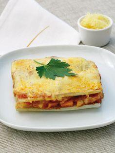 Lasaña saludable: Verduras y vegetales ligero para comer sin remordimientos. http://www.recetasparaadelgazar.com/2014/08/lasana-saludable-verduras-y-vegetales/