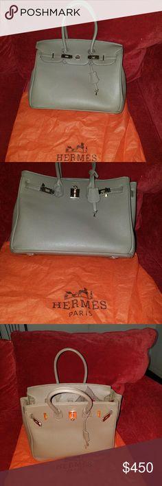 Handbag Hermes paris handbags, real  leather Hermes Bags Clutches & Wristlets