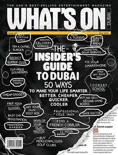 Whats On (Dubai)our treasure hunt on public transport .... DETOUR City Hunt! - register now on www.detouruae.com