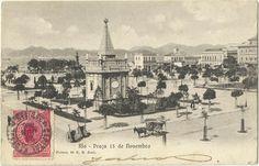 Praça XV, 1908