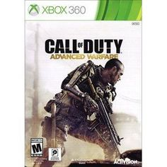 If you have a Call of Duty fan, you will want to grab this great deal! Get Call of Duty: Advanced Warfare on XBox XBox One and Playstation Modern Warfare, Call Od, Cod Bo2, Wii, Killzone Shadow Fall, Instant Gaming, Jeux Xbox One, Mundo Dos Games, Advanced Warfare