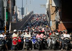 World Population: Where it's thick and where it's thin - The Big Picture - Boston.com