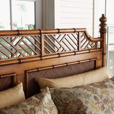 Found it at Wayfair - Island Estate West Indies Four Poster Bed