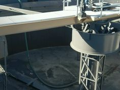 Coating clarifiers with Ecodur 201. There are better alternatives to epoxy!
