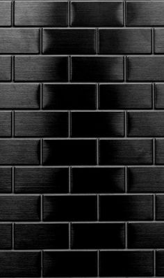trendy wallpaper whatsapp preto e branco Black Brick Wallpaper, Black Wallpaper Iphone, Dark Wallpaper, Tumblr Wallpaper, Aesthetic Iphone Wallpaper, Cellphone Wallpaper, Aesthetic Wallpapers, Lego Wallpaper, Homescreen Wallpaper