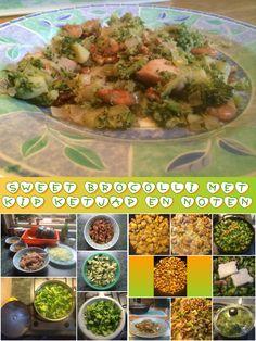 Sweet broccoli met kip ketjap en noten. De Aziatische touch en nootjes maken dit gerecht zo verrassend lekker! https://goodinfood.wordpress.com/2014/12/09/sweet-broccoli-met-kip-ketjap-en-noten/