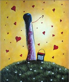 Shawna Erback painting