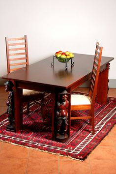 African Chairs | African wood furniture specialist | Handcrafted african furniture