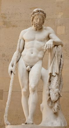 Aristeos Louvre Museum