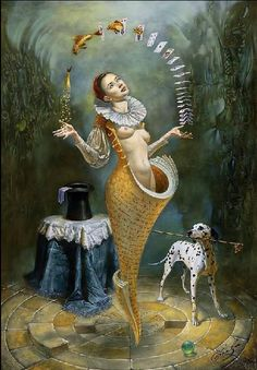 Michael Cheval -