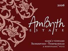 AmByth Estate. Biodynamic wine. Organic wine. Try rose 2013