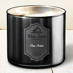 Star Anise - Chrome Core Collection || Bath & Body Works Candle #BathAndBodyWorks #Candle