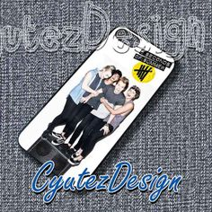 5 Seconds of Summer  iPhone 4/4s/5/5c/5s Case  by CyiutezDesign, $13.00