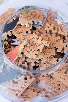 Wedding Stationery Inspiration: Creative Wedding Guestbooks