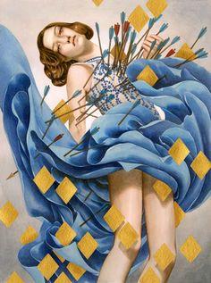 Distressed – Les peintures de Tran Nguyen