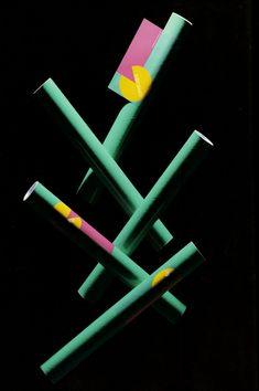 esprit Poster tube for a Kids Promotion, 1985