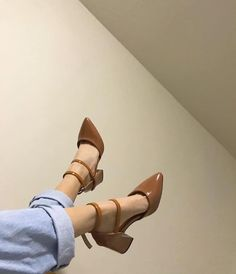 beige dainty heels, – Baby For look here Dr Shoes, Sock Shoes, Me Too Shoes, Shoes Heels, Pumps, Socks And Heels, Heel Boots, Look Fashion, Fashion Shoes