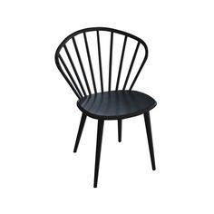 Miss Holly stol - Miss Holly stol - svart