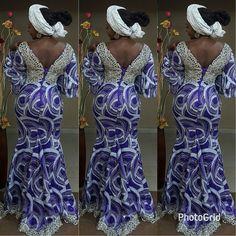 latest ankara skirt and blouse styles Stylish Ankara Skirt and Blouse Design for African Ladies in 2019 African Lace Styles, African Lace Dresses, African Fashion Dresses, African Clothes, Ankara Fashion, African Style, Ankara Skirt And Blouse, Ankara Dress Styles, Blouse Styles