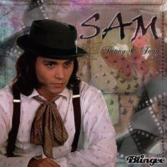 Just love the look Johnny Depp had going on in the movie Benny and Joon. Benny And Joon, Johnny Depp Pictures, Grace Slick, Johnny Depp Movies, Best Actor, Suspenders, Beautiful Men, Beautiful Things, Photo Editor