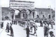 Roma_alleati a Porta Maggiore_1944