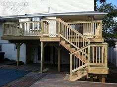 Deck & Stairs