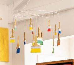 Classroom Decorating Idea... should be easy enough to make...