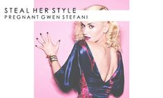 Steal Her Style: Baby Bumping Gwen Stefani: http://blog.opsh.com/steal-her-style-baby-bumping-gwen-stefani/ #opsh #gwenstefani #pregnancystyle #maternity