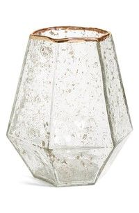 This gorgeous glass vase is rimmed in gold. Looks stunning in any home office! It's on sale at Nordy's until August Decor ideas + home office decor. Home Office Decor, Diy Home Decor, Room Decor, Office Ideas, Best Ceiling Paint, Driven By Decor, Painting Tips, Painting Walls, Vases Decor