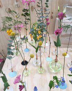 #scandinaviaform @showupevent #bloem #sierteelt #boeket #groen #bloemist #vaas #trend