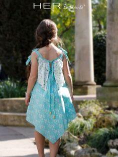 Modèle de robe : Rieuse