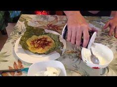 como hacer guirilas nicaraguenses (en el extranjero) - YouTube