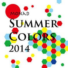 MONAD Summer Colors 2014 tells a story of each color, with some inspiration from the world's biggest festival - the World Cup in Brazil. The mosaic of colors portraits Brazil, spotlighting Itu, São Paulo, with samurai blue, a city where the Japan national team is staying.