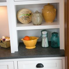 new side counter space in kitchen remodel Cabinet Companies, Counter Space, Custom Cabinets, Countertops, Kitchen Remodel, Flooring, Projects, Design, Home Decor