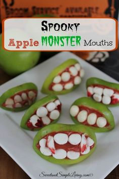110180Spooky Apple Monster Mouths I'm starting to see all of the holiday decorations and costumes come out. As it gets closer to Halloween, Thanksgiving and Christmas I like to do special snacks or even complete meals that go with whatever holiday we are close to. These Spooky Apple Monster Mouths are the perfect little snack […]