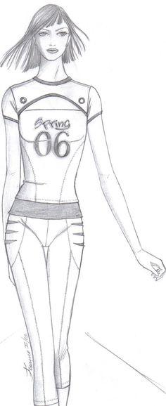 Ideas del año 2005 para el 2006 en ropa deportiva.