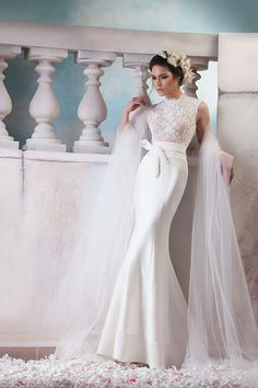 Hanna touma wedding dresses
