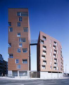 FKL architects, Paul Tierney · Reuben Street Apartments · Divisare