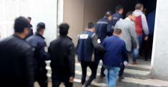 Suç örgütü üyesi 25 kişi tutuklandı
