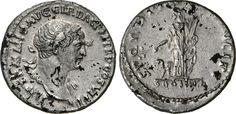 NumisBids: Numismatica Varesi s.a.s. Auction 65, Lot 182 : TRAIANO (98-117) Denario. D/ Busto laureato e paludato R/...
