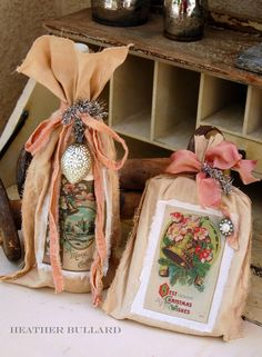 wonderful for giving gifts....bottles of wine..all sorts of goodies.  Beautiful!