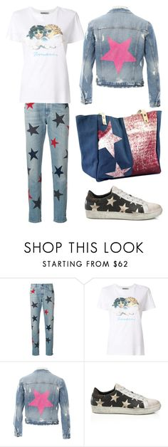 Star set by noidesign on Polyvore featuring Fiorucci, Hipchik and STELLA McCARTNEY
