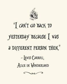 Trendy quotes alice in wonderland truths words ideas